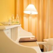 Zimmer-in-gelb